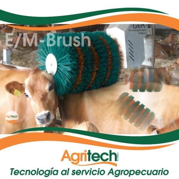 E-Brush & M-Brush
