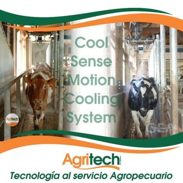 Sistema de Refrigeración Cool Sense™