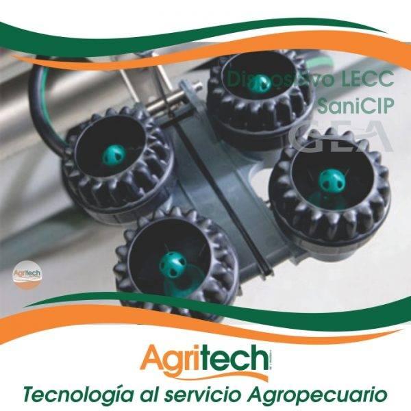 Dispositivo LECC SaniCIP