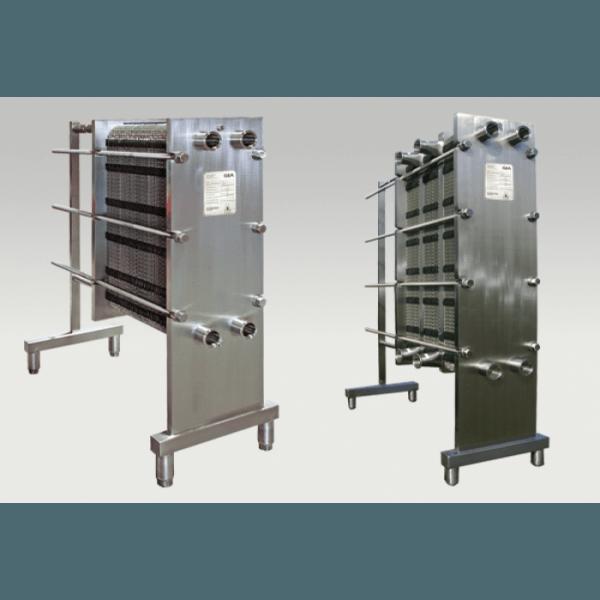 Intercambiador de calor a placas KoolWay® T13, T20 & T28