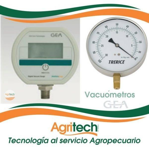 Vacuómetros